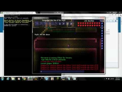 tshock download terraria 1.1.2