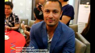 Derek Ramsay reveals a secret!
