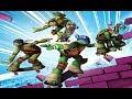 Черепашки ниндзя Легенды TMNT Legends #33 Мульт игра для детей #Мобильные игры