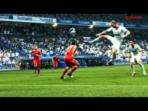 PES 2013 - Gamescom Triler