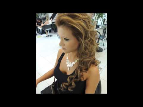 Sugestão de penteados (noivas, formandas...)