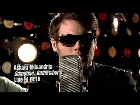 Asking Alexandria - Someone, Somewhere acoustic