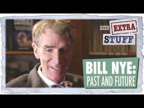 Wheezy Waiter Interviews Bill Nye the Science Guy