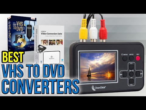 10 Best VHS To DVD Converters 2017 - UCXAHpX2xDhmjqtA-ANgsGmw