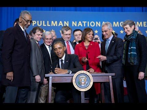 President (Obama) Designates Three New National Monuments
