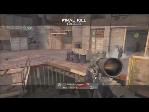 MW3 BEST 360 Trickshot On the crane!!