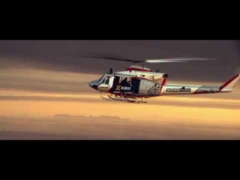 Jetman Jetpack Flight in Dubai – 4K