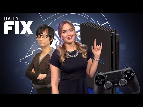 Hideo Kojima and Sony PlayStation Partnership Details - IGN Daily Fix - UCKy1dAqELo0zrOtPkf0eTMw