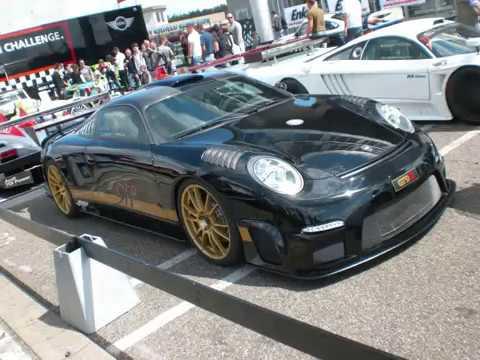 9ff GT 9 R - Tuner Grand Prix 2011