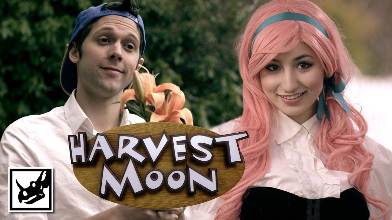 keren gan harvest moon udah jadi film wownya dong