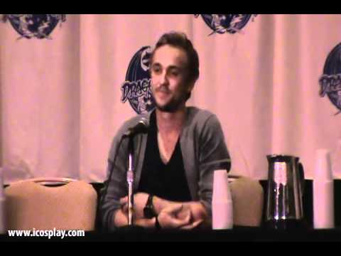 DragonCon 2011 – Harry Potter – Tom Felton Sunday panel