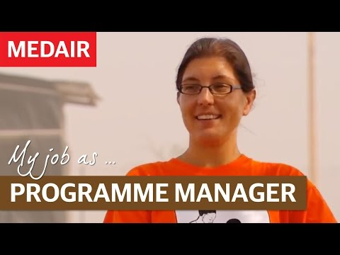 Our jobs as WASH & Health Programme Managers in Medair's humanitarian relief work (John & Hannah)