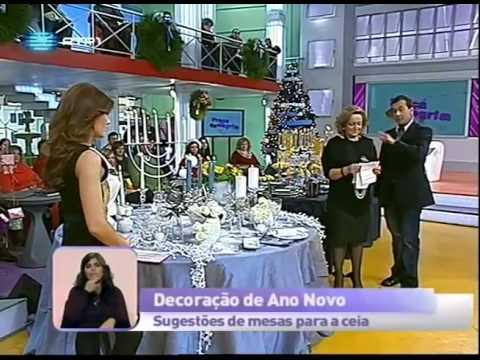Ana Maria Gonçalves - Praça da Alegria 26 Dezembro 2011
