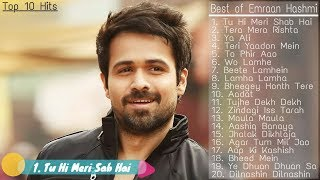 Best Of Emraan Hashmi Songs  Top 20 Songs Of Emraan Hashmi  (2004-2007)