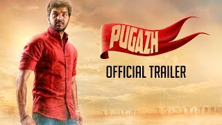 Watch Pugazh - Official Trailer | Jai, Surabhi | Manimaran | Vivek Siva, Mervin Solomon Red Pix tv Kollywood News 29/Jul/2015 online