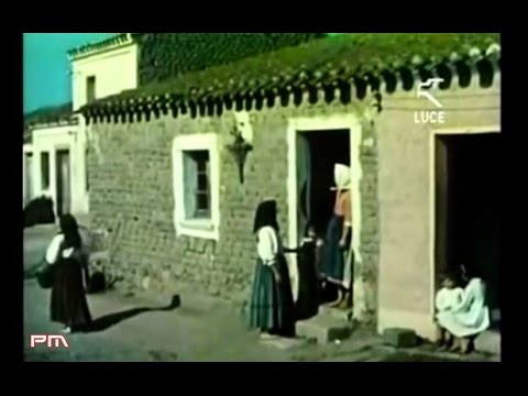 Aspetti della Sardegna N° 2 - Nei Paesi dell'argilla / 1955 [Istituto LUCE]