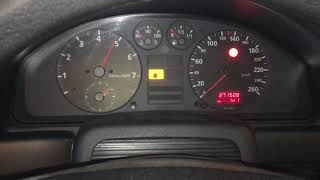 Двигатель (ДВС) Audi A4 B5 (1994-2001) Артикул 52528984 - Видео