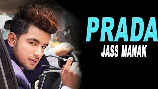 Prada : Jass Manak (Lyrical Video) Latest Punjabi Song 2019  GK.DIGITAL  Geet MP3
