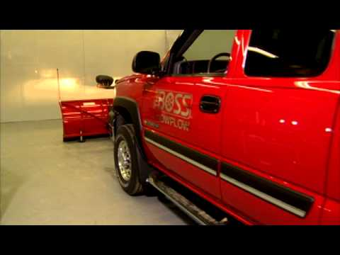 Correct Storage Procedures for your BOSS Straight Blade Snowplow