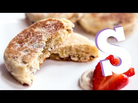 How To Make Welsh Cakes Recipe - Homemade by SORTED