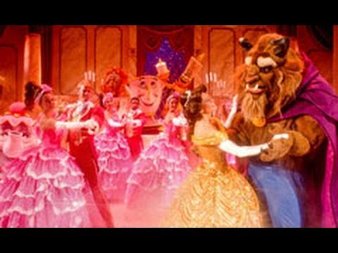 "Disney's ""Beauty and the Beast - Live on Stage"" (now  in 1080p HD and remastered stereo!)"