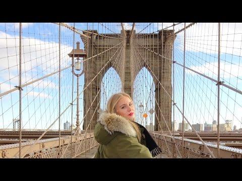 GoPro Winter New York City Christmas