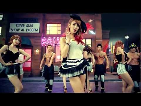 Hottest Music Video In KOREA  FOR 2012 [G.NA-2HOT]