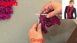 comment tricoter la laine katia giralda