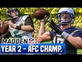 Madden 17 Chargers Franchise Year 2 - AFC Championship vs Jaguars | Ep.42