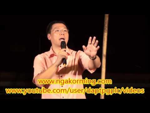 倪可敏-保阁亚三街头演讲 2013-4-15 Part 1/3