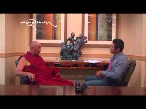 (Tibetan public talk mtkdusa2011) Interview with Geshe Jampa Losel Part 10