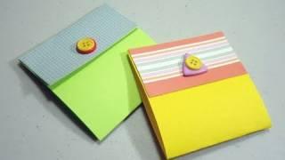 Como hacer una tarjeta en forma de caja de cerillos