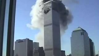 Domowe nagranie katastrofy WTC 911