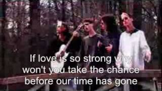 If Life Is So Short - karaoke ( demo )