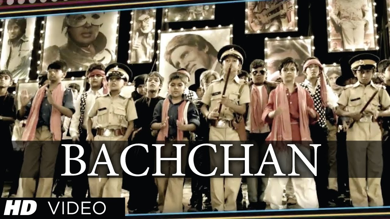 Give It Up For Bachchan - Bombay Talkies