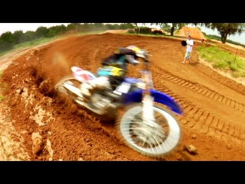 MX vs. ATV Alive - James Stewarts Motocross Compound Trailer (2011)   HD