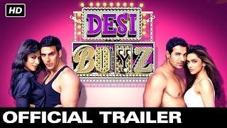 Desi Boyz - Official Trailer