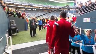Xoloitzcuintles played to 2-2 tie vs. MLS team