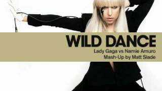 Wild Dance - Lady Gaga vs Namie Amuro [Mash Up by Matt Slade]