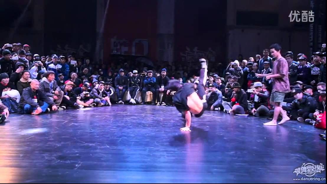 BBOY ISSEI VS BBOY C-LIL | HUSTLE & FREEZE 2014 FINAL BATTLE