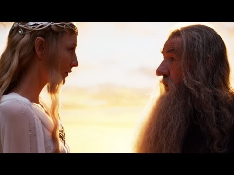 THE HOBBIT Trailer 2012 - Official [HD]