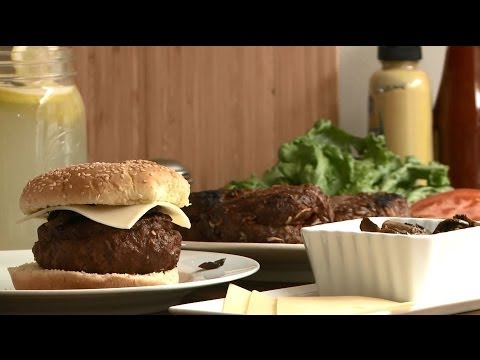 Grilling Recipes - How to Make Bacon Stuffed Burgers - UC4tAgeVdaNB5vD_mBoxg50w