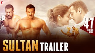 SULTAN Official Trailer | Salman Khan | Anushka Sharma | Eid 2016