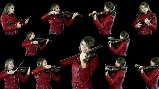 Thriller (Michael Jackson Halloween) - Violin - Taylor Davis