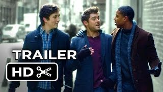 That Awkward Moment Official Trailer (2014) - Zac Efron Movie HD