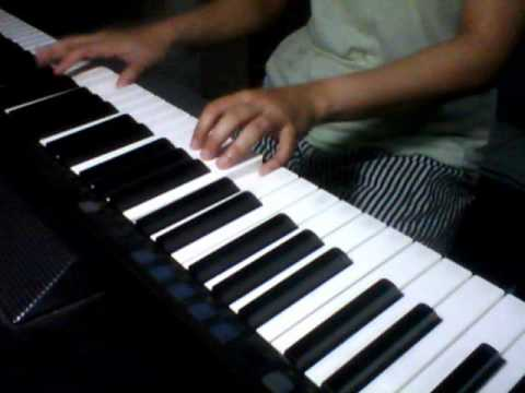 Bila Waktu Telah Berakhir Piano Instrumental - Opick.wmv
