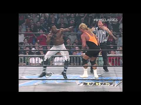 Booker T vs Curt Hennig, 4/29/99