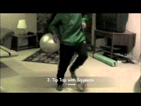 How to Improve your Soccer Dribbling Skills - At Home Soccer Drills - The Soccer Essentials