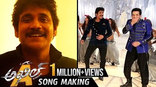 Akkineni Song Making