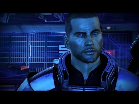 "Mass Effect 3 Citadel DLC - Shepard: ""Does i sound like him ?"""